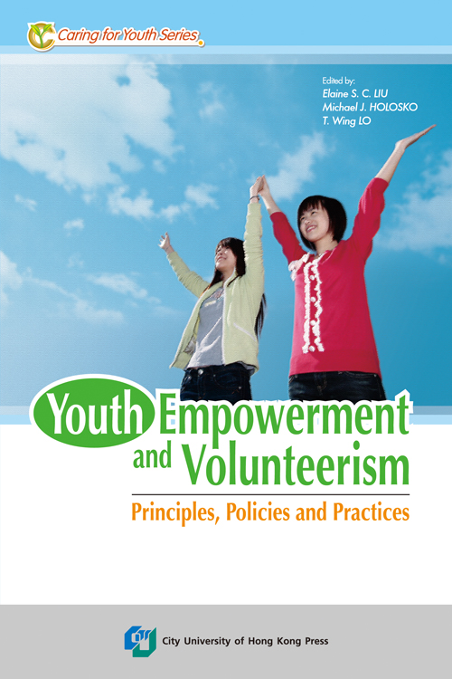 Youth Empowerment and Volunteerism -- Principles, Policies and Practices
