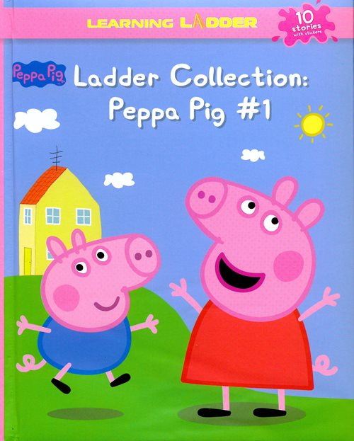 Ladder Collection: Peppa Pig #1 (10 Stories)