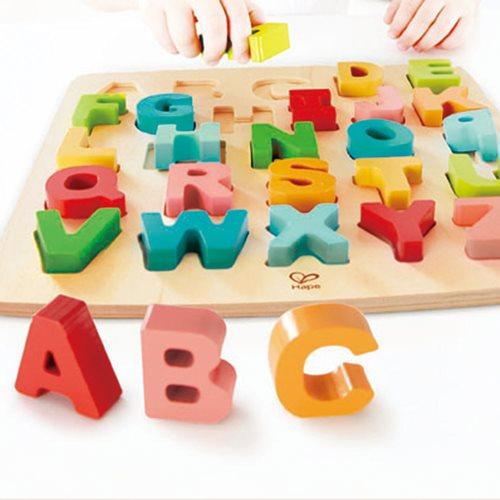 E1551 字母啟蒙立體拼圖(大寫)